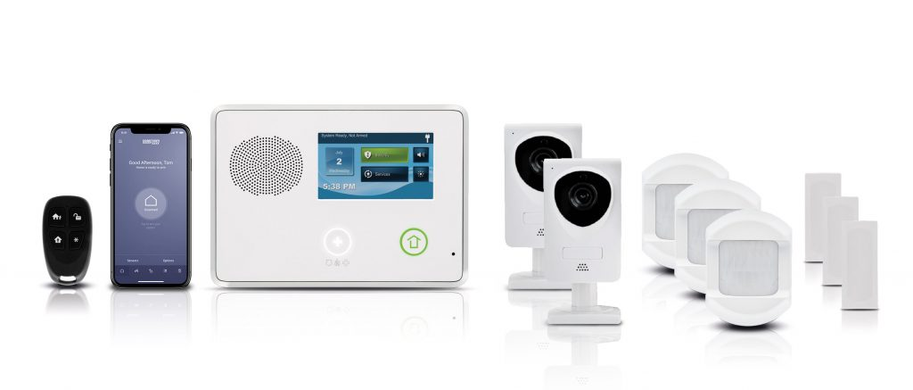 Sorrento security system alarms and cctv